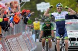 Giro d'Italia: brilla Weening sull'ultima appenninica, Evans in difesa