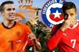 Olanda-Cile: in palio c'è il primo posto (e non solo)