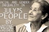 Morta Nadine Gordimer, Nobel e cantrice del Sud Africa