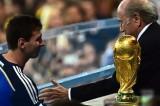 VIDEO La delusione di Lionel Messi, Pallone D'oro inconsolabile
