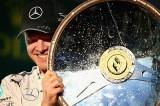 La FIFA contro il casco celebrativo di Nico Rosberg ma c'è un precedente