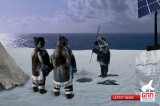Grønland News Network: 'I 30 eschimesi puntano verso l'Adriatico'