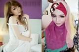 Felixia Yeap, da coniglietta di Playboy a religiosa fedele dell'Islam