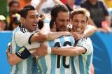 VIDEO GOL Argentina – Belgio 1-0: si sblocca Higuain, Argentina in semifinale