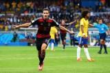 Scommette 5 sterline sul 7-1 della Germania. Ne vince 2.500