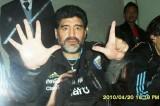 La bufala di Maradona che sfotte il Brasile per il 7-1