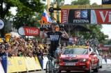 Tour de France: Martin come un treno, ma Nibali perde la maglia