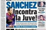 Sanchez all'Arsenal. 'Tuttosport' non ci ha preso neanche questa volta