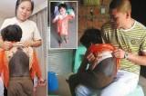 Ha il corpo coperto di peli per una malattia: la madre l'abbandona
