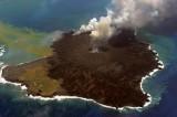 Giappone, da una nuova isola vulcanica ritorna la paura tsunami