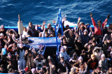 VIDEO Mediterraneo, affonda un altro barcone: 20 morti e 200 dispersi