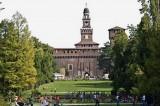 Milano: rubati tre dipinti dalla pinacoteca del Castello Sforzesco