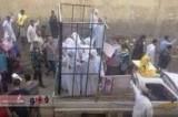 Donne yazidi e cristiane tenute in gabbia e vendute come bestie dall'Isis