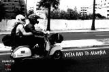 Vespa Raid to Armenia: tappa 2, Igoumenista – Alexandroupolis