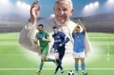 Partita della pace all'Olimpico. Tutte le religioni unite dalla fede nel pallone