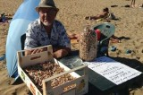 Spiagge pulite: pensionato paga ogni mozzicone di sigaretta ricevuto