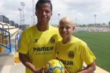 Gohan, 13 anni e un tumore, gioca con il Villareal e realizza un sogno