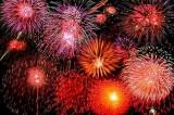 Funerale fra le stelle: le ceneri in cielo con i fuochi d'artificio