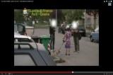 VIDEO – Truffa allo Stato decennale: finta invalida a passeggio con Fido