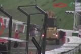 VIDEO Incidente Bianchi, lo schianto dalle tribune: c'era bandiera verde!