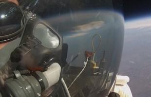 VIDEO Eustace batte Baumgartner. Nuovo record caduta libera: 41 km