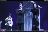 VIDEO La Famiglia Addams musical torna a teatro con Geppi Cucciari e Elio
