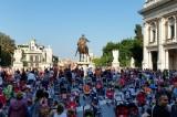Passeggini vuoti in Campidoglio. Genitori contro aumento costo asili a Roma