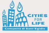 """Giornata mondiale delle """"Città per la vita"""" contro la pena di morte"""