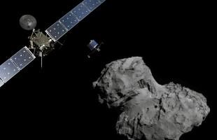 VIDEO Sonda Rosetta: l'atterraggio riuscito di Philae sulla cometa 67/P