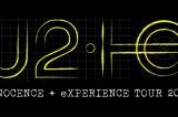 U2 tour 2015 'iNNOCENCE + eXPERIENCE': 2 date in Italia. Tutte le info