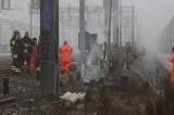 Incendio doloso sulla tratta Milano-Bologna: treni in ritardo