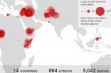 Terrorismo, tutti i morti della Jihad
