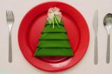 Decorazioni fai da te per la tavola di Natale