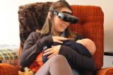Mamma cieca vede il figlio per la prima volta – VIDEO