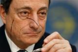 Mario Draghi e il quantitative easing: il bazooka contro la Merkel