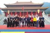 L'Irpinia del Kung fu festeggia le due medaglie d'argento in Cina