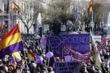 Podemos: la 'marcia per il cambiamento', Syriza e l'effetto domino