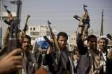 I ribelli Houthi in Yemen sono vicini al Golpe