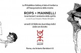 Rops+Mannelli: mostra a Roma fino al 20 marzo. Intervista ai curatori