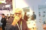 Beppe Grillo esalta la stampante 3D per dolci: 'Niente più cuochi'