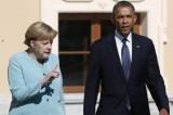 Ucraina, l'incontro Merkel-Obama non rinsalda il 'fronte occidentale'