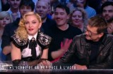 VIDEO Madonna si masturba in diretta tv durante intervista con Luz