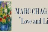 Marc Chagall, l'amore e la vita in mostra a Roma