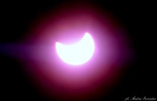 L'eclissi solare 2015 vista dalla Campania: le foto