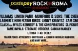 POSTEPAY ROCK IN ROMA 2015: info e date del festival della Capitale