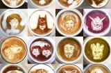 Arte e Caffé: Zach Yonzon, il barista che crea ritratti sul cappuccino