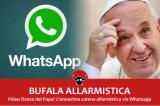 La danza del Papa, la nuova bufala su WhatsApp