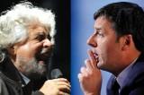 Grillo bandisce Renzi dal suo blog: oscurato anche nei commenti