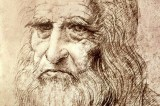 Leonardo in Frecciarossa. L'autoritratto a Roma per la prima volta