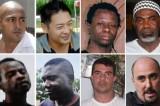 Indonesia: fucilati otto stranieri per traffico di droga